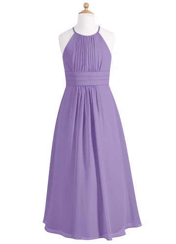 Azazie Bonnie Junior Bridesmaid Dress