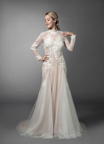 Azazie Zion Wedding Dress