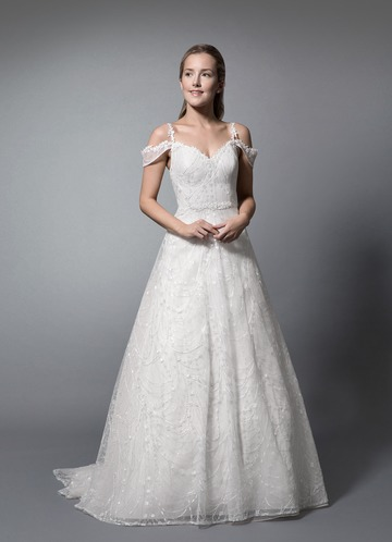 Azazie Kyrene Wedding Dress