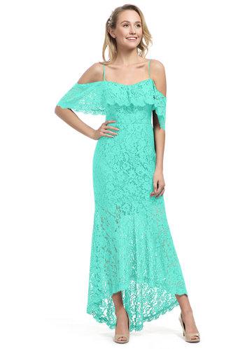 Azazie Lacy Bridesmaid Dress