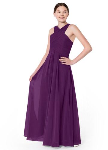 eb497fd091 Azazie Kaleigh Junior Bridesmaid Dress ...