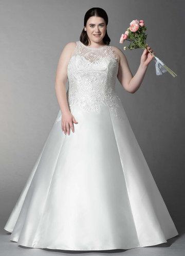 Azazie Reed Wedding Dress