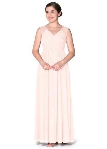 Azazie Elliott Junior Bridesmaid Dress
