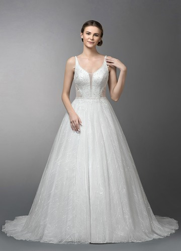 Azazie Alaska Wedding Dress