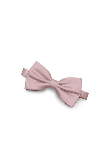 back_Gentlemen's Collection Men's Matte Satin pre-tied bow tie