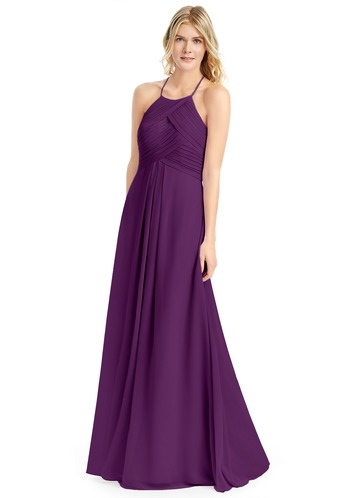 145e8a694eb1 Azazie Ginger Bridesmaid Dress ...