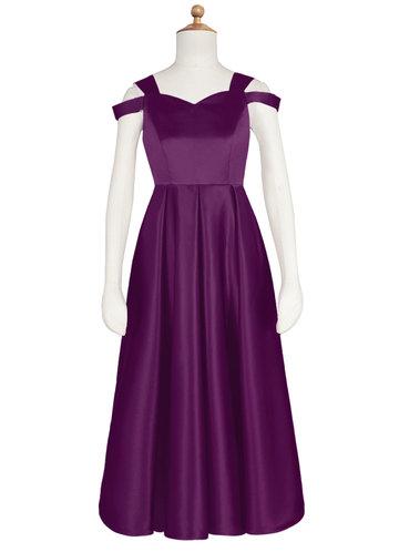 Azazie Colletta Junior Bridesmaid Dress