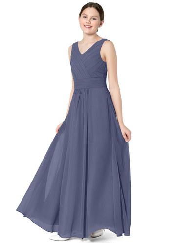 Azazie Pierrette Junior Bridesmaid Dress