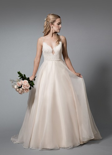 Azazie Florence Wedding Dress