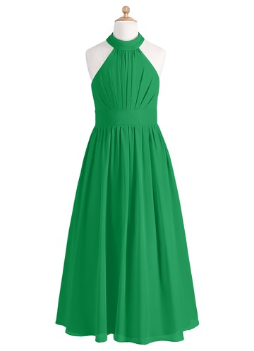 Azazie Iman Junior Bridesmaid Dress
