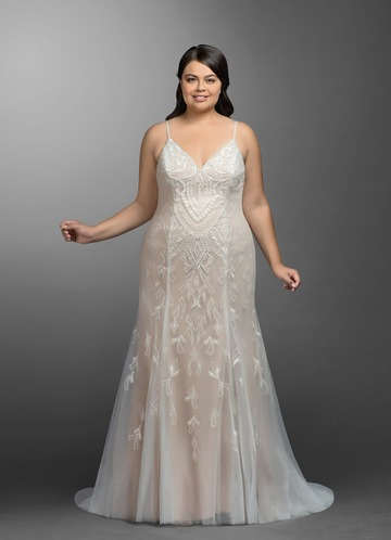 461112a05c2e9 Azazie Glory Wedding Dress Azazie Glory Wedding Dress. Plus Size Available