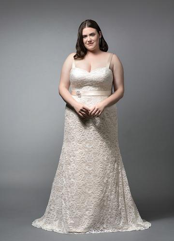 Azazie Patricia Wedding Dress