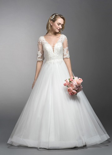 Azazie Gidget Wedding Dress