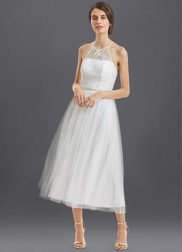Azazie Lydia Wedding Dress