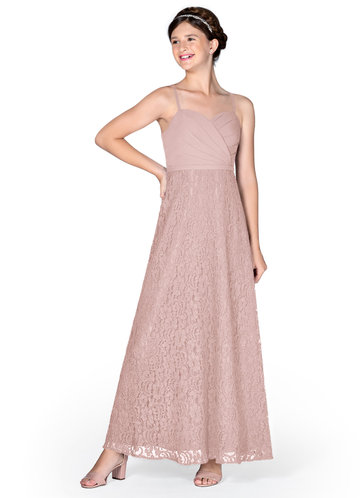 Azazie Landon Junior Bridesmaid Dress