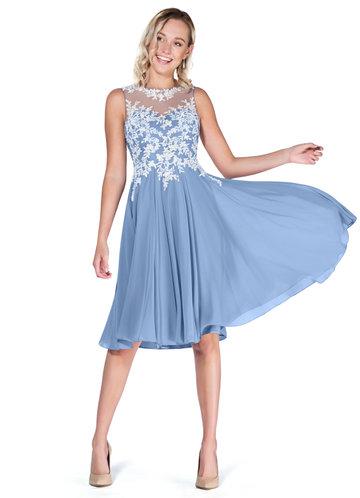 Azazie Charlotte Bridesmaid Dress