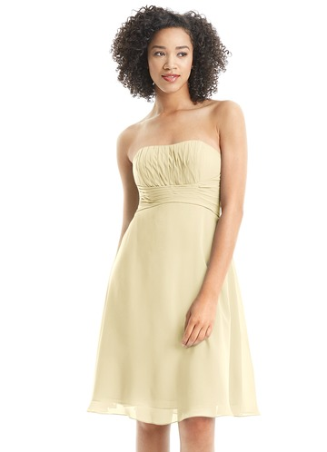 Champagne Clearance Bridesmaid Dresses Azazie