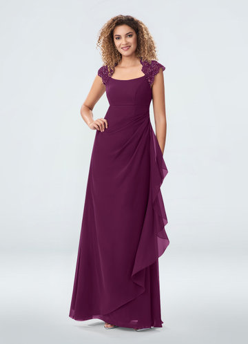 Azazie Pansy Mother of the Bride Dress