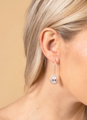 back_Classic Teardrop Earrings