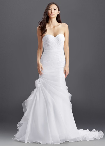 Azazie Prima Wedding Dress
