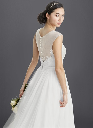 Azazie Doreen Wedding Dress