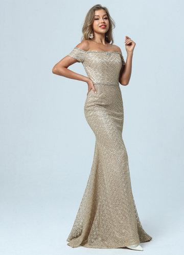 front_AZ Effervencence Prom Dress