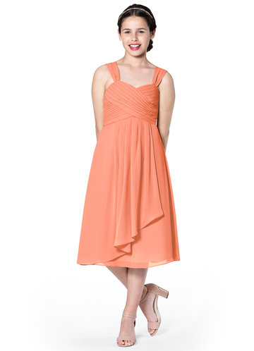Azazie Hope Junior Bridesmaid Dress