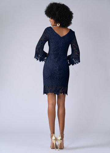 back_Blush Mark Own The Night {Color} Lace Midi Dress