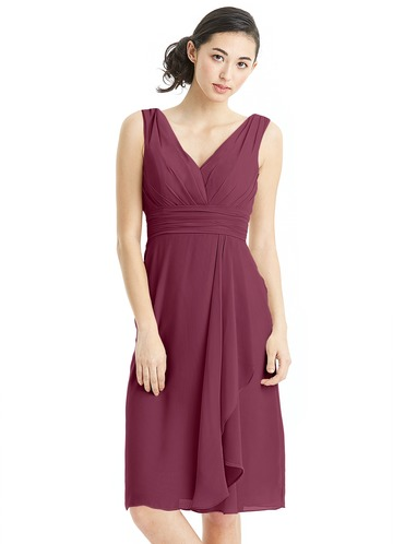 Azazie Iliana Bridesmaid Dress