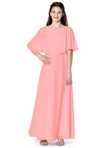 Azazie Michelle Junior Bridesmaid Dress