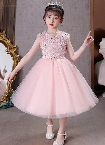 front_Azazie Kamiko Flower Girl Dress