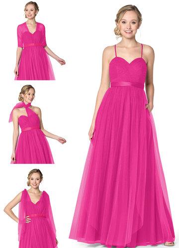 Azazie Hallie Bridesmaid Dress