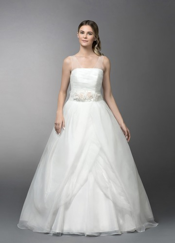 Azazie Rosalie Wedding Dress
