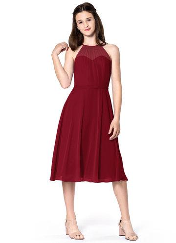 f3795e0b1f9 Azazie Alayna Junior Bridesmaid Dress ...