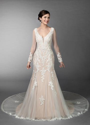 Azazie Wilma Wedding Dress