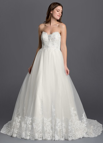 Azazie Zahra Wedding Dress