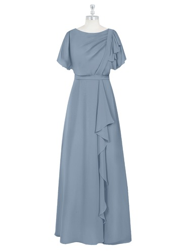 Azazie Aaliyah Modest Bridesmaid Dress