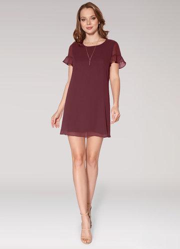 front_Blush Mark Sunlight {Color} Mini Dress
