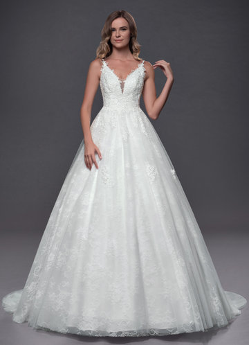 Azazie Jolene Wedding Dress