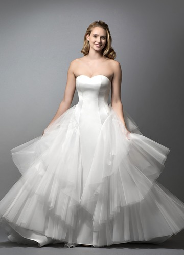 Azazie Elora Wedding Dress