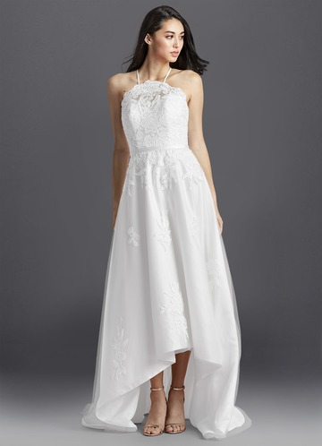 Azazie Rhiannon Wedding Dress