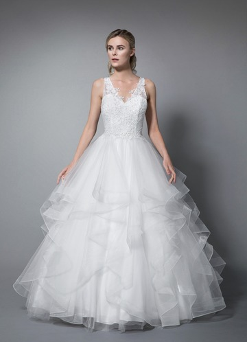 Azazie Liv Wedding Dress