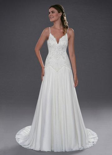 Azazie Bluma Wedding Dress