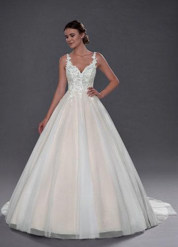 Azazie Andrina Wedding Dress