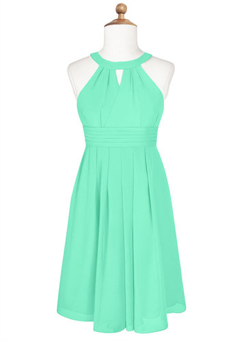 Azazie Kimmy Junior Bridesmaid Dress