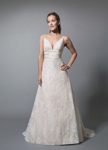 Azazie Sia Wedding Dress