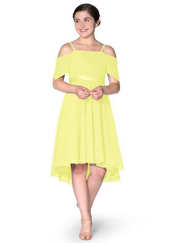 Azazie Briony Junior Bridesmaid Dress
