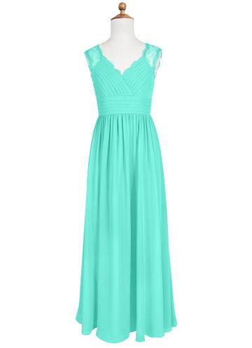 Azazie Elliott Junior Bridesmaid Dress