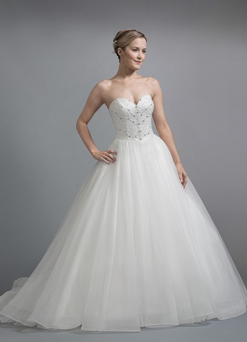 Azazie Gwen Wedding Dress