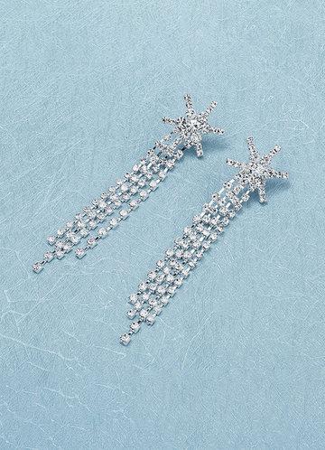 back_Star Tassel Earrings